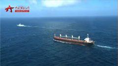海军护航编队完成世界粮食计划署船舶护送任务