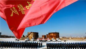 红蓝对抗:公安部常备维和警队掀起实战化比武热潮