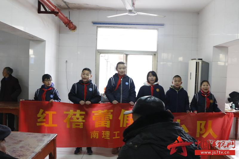 图12.小学生唱歌