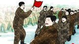 【原创插画】新排长画笔下的军营年味