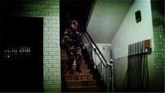 武警官兵紧急出动成功处置劫持人质案件