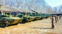 第71集团军:坦克连,出发!