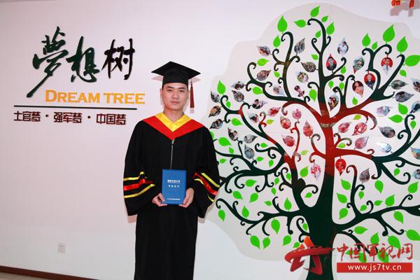 毕业礼服分为:校长服,导师服,学员服,每套礼服由礼帽,流苏,礼袍,垂