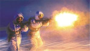 雪原刀锋:严寒条件下实战化训练掠影