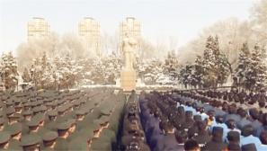 """""""争做新时代雷锋传人""""祭扫雷锋墓仪式举行"""