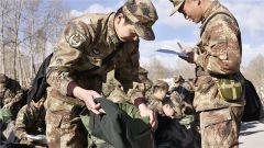西藏军区某旅开展拉动演练强化官兵实战意识