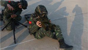 严训砺兵 武警北京总队某部实战化练兵提高战斗力