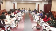 军队政协委员热议宪法修正案表决通过