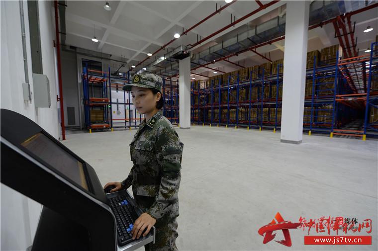 郑州联勤保障中心:积蓄立体投送的强大后劲