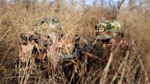 尖兵代码—武警山西总队:丛林搜索 隐蔽侦察