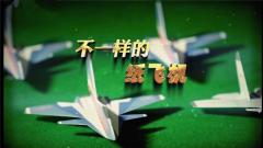 20180311《军迷淘天下》不一样的纸飞机