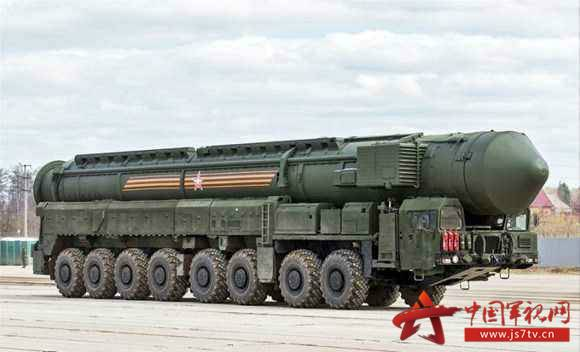 """""""先锋""""高超音速导弹"""