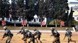 """""""金龙-2018""""中柬两军反恐联合训练中方参演部队出征"""