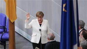 安格拉·默克尔第4次当选德国总理