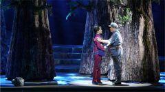 民族歌剧《松毛岭之恋》讲述老区人民情怀