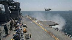 杜文龙:美军巧用F-35B+两栖舰 省钱还好用