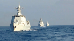 中国海军将在南海举行实战化演练