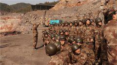 国防科技大学组织专业学员赴采石场观摩学习