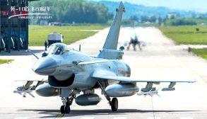 各机型全露面 歼10战斗机首飞20周年纪念