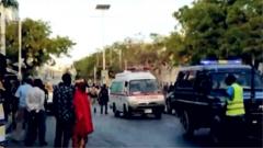 """索马里发生""""汽车炸弹""""袭击 14人死亡"""