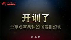 20180328《军事纪实》春训纪实③