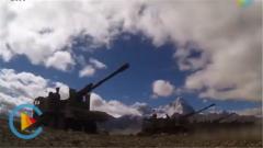 解放军新型155毫米车载榴弹炮首次公开