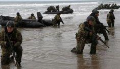"""日版""""海军陆战队""""组建 其战斗力如何"""