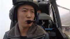 强军故事:飞行员宋佳的新挑战