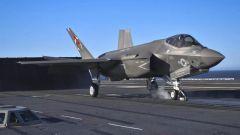 美媒:美军打算向日本部署F-35C