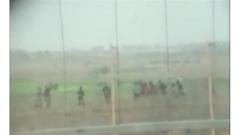 以军射击巴勒斯坦人视频引争议