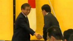 日本外相访韩 河野今日与韩总统会晤