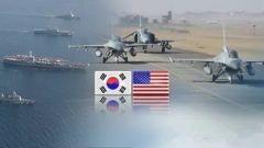 """美韩""""秃鹫""""联合军演,看似缩水实为转型"""