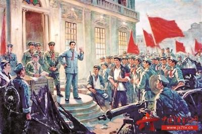 现代美国军队手绘