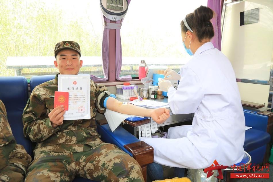 8图八:捐献检测血样