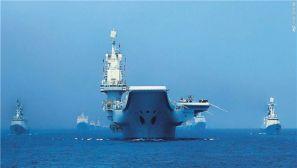 高清大图:这是我们的海军!