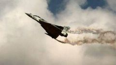 希腊一架幻影战机坠毁 飞行员死亡