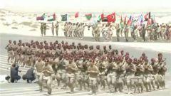 沙特:举行25国联合军演