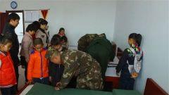 军营开放日:萌娃的一次梦想之旅