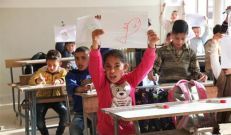 黎巴嫩:中国援助惠及8万余名叙难民儿童