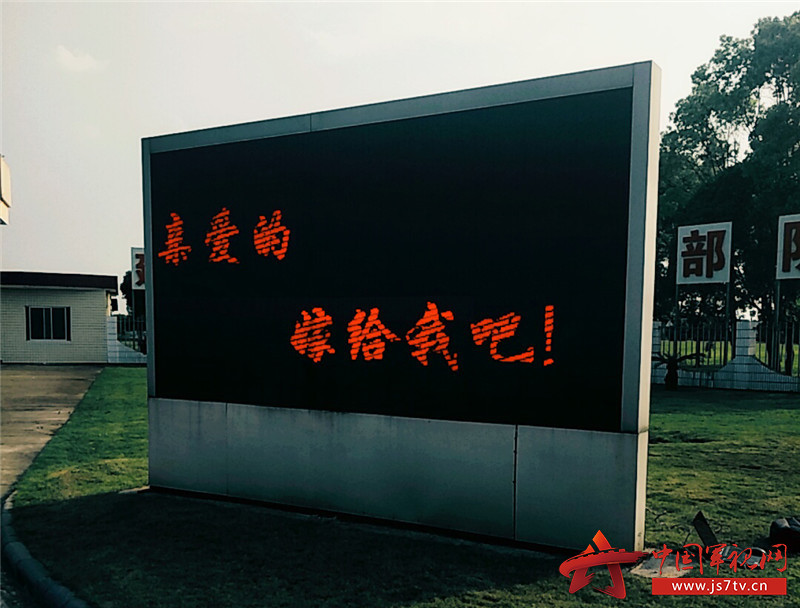 """图6.浪漫的""""LED""""(叶嘉健摄)"""