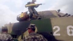第74集团军:两栖战车海上战斗射击