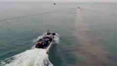 第74集团军某合成旅:海上实射 新射手考评全优