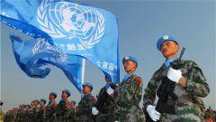 中国第六批赴马里维和部队正式组建
