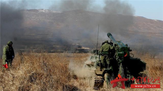 俄罗斯东部军区开启大规模演习