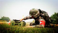 """卫勤实战训练,处处充满""""硝烟味"""""""