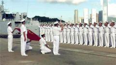 献给海军的生日礼物MV《走向深蓝的海洋》