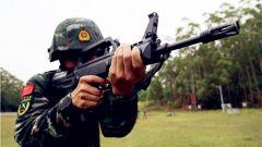 实拍广西武警蓝军特战分队训练,场面堪比大片