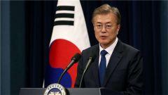 """卷入""""网红门""""事件 韩国总统文在寅心腹愁了"""