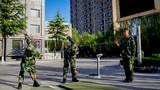 武警长治支队:机关站排头,实战化训练热情持续升温
