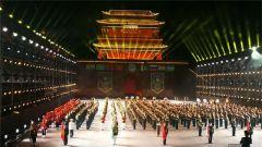 """""""和平号角-2018""""上合组织第五届军乐节在京开幕"""